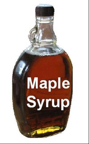 Milwaukee Wisconsin Maple Syrup